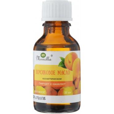 Персиковое масло косметическое